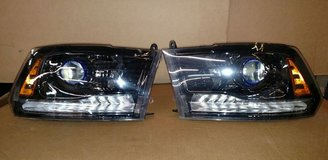2013 - 2017 Dodge Ram Factory Projection Lights - Like New ! in Beaufort, South Carolina