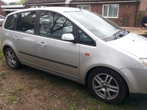 ford focus c max in Lakenheath, UK