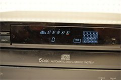 5 disc CD player in Fort Leonard Wood, Missouri