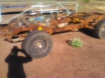 Blazer frame 4x4 in Alamogordo, New Mexico