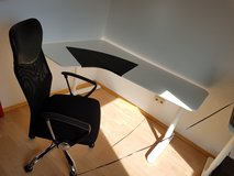 Computer Desk/Computer Chair in Ramstein, Germany