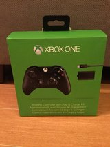 Xbox One Wireless Controller with Play & Charge Kit in Okinawa, Japan