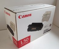 Canon L50 Black Toner Cartridge (6812A001AA) in Chicago, Illinois
