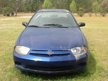 2002 Chevy Cavalier in Hinesville, Georgia