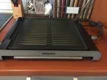 Phillips electric grill 220v in Ramstein, Germany