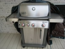 Weber Spirit  -  Natural Gas Grill - Never Ever Used in Chicago, Illinois