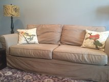 Sofa and Loveseat (Pottery Barn) in Belleville, Illinois