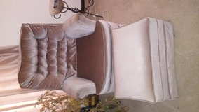 Chair and ottoman in Tinley Park, Illinois