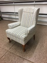 Wing Chair in Nellis AFB, Nevada
