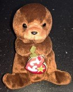 TY SEAWEED THE OTTER BEANIE BABY RETIRED in Ramstein, Germany