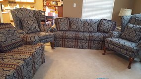 Beautiful couch, loveseat and 2 chairs in Chicago, Illinois