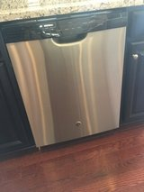 BRAND NEW - GE® STAINLESS DISHWASHER WITH FRONT CONTROLS in Hampton, Virginia
