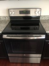 BRAND NEW - GE Stainless Electric Range w/ Convection Oven in Hampton, Virginia