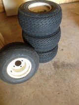 Golf Cart Tires & Rims in Ruidoso, New Mexico