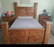 Queen Bed in Temecula, California