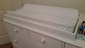 White Changing Table Box in Kingwood, Texas