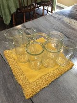 8 Juice Glasses Set in Fort Campbell, Kentucky