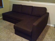 Sleeper Sectional Sofa in Fort Carson, Colorado