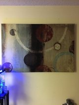 "Abstract wall decor 40"" by 60"" in Camp Pendleton, California"