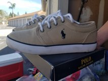 Youth  size 1 POLO shoes in Camp Pendleton, California