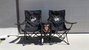 Double Coors light Chair with center cooler in Yucca Valley, California