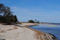 1 Acre Land On the Neuse River in Cherry Point, North Carolina