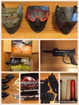 Huge Paintball Lot in Cherry Point, North Carolina