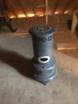 Small Portable Antique Franklin Stove WORKS! in Cleveland, Ohio