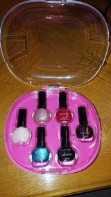 6 Nail Polishes & Nail Dryer in Oswego, Illinois