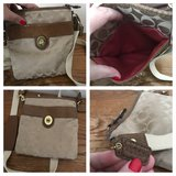 Coach cross body bag / purse in Naperville, Illinois