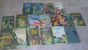 Nancy drew hard back books in Baytown, Texas
