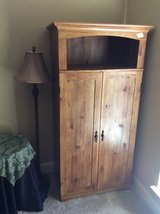 computer armoire...great condition....priced to sell. in San Antonio, Texas
