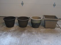 4 Planters/Pots in Chicago, Illinois