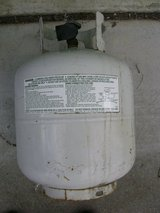 Refillable Steel Propane Cylinder in Vacaville, California