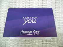 $75.00 Massage Envy Gift Card in Vacaville, California
