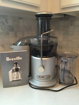 Like NEW, Breville Juice Fountain Pluse, JE98XL in Lockport, Illinois