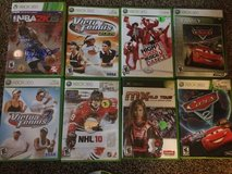 XBox 360 (2) + Controller + Games in Colorado Springs, Colorado