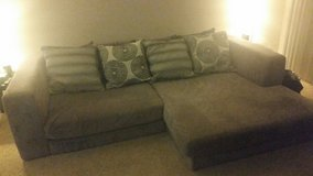 Grey Couch in Miramar, California