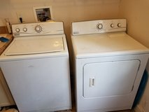 Maytag washer and dryer in Camp Lejeune, North Carolina