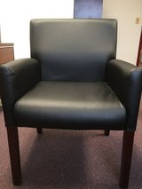Leather office chair -excellent condition in Chicago, Illinois