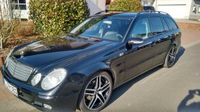 Mercedes Station Wagon in Ramstein, Germany