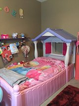 Little tikes house bed in Wilmington, North Carolina