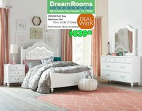 WEEKLY SPECIALS - Dream Rooms Furniture! in Pasadena, Texas