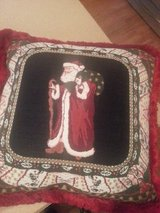 LARGE CHRISTMAS PILLOW in Chicago, Illinois
