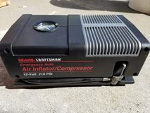 Emergency air compressor in Vacaville, California