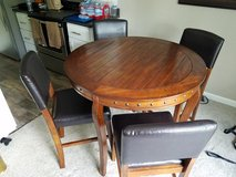 Circular Dining Table in Vacaville, California