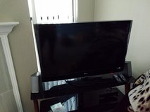 "42"" inch LG 1080P in Vacaville, California"