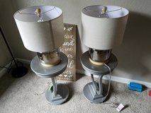 Night stands and lampshades in Vacaville, California