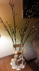 Pussy Willow arrangement in Tinley Park, Illinois