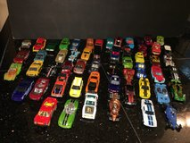 Hot Wheels lot of 55 vehicles - ALL Hot Wheels brand in Chicago, Illinois